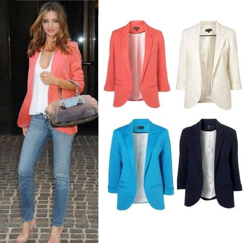 blazer feminino colorido 3